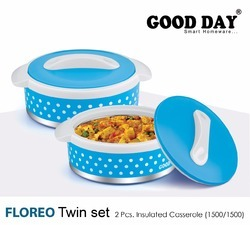 Floreo 2 PC Twin Set (1500/1500)