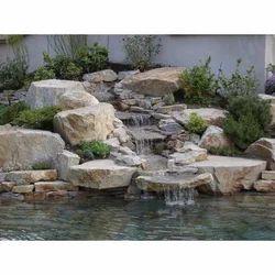 Rock Water Falls