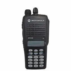 Motorola GP338 VHF Walkie Talkie