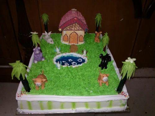 Tremendous Customized Birthday Cake At Rs 1000 Pack Ganesh Bhabha Nagar Funny Birthday Cards Online Benoljebrpdamsfinfo