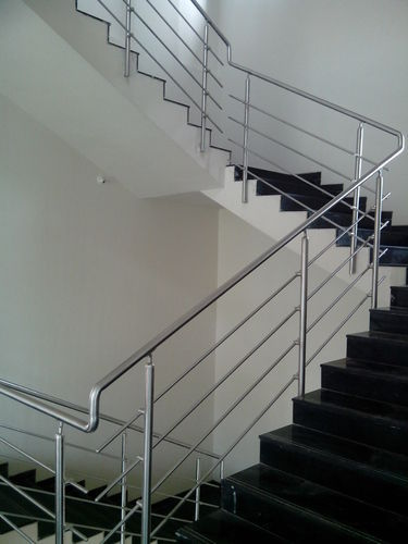 stainless steel stairs railings designs in darbhanga tohid rh indiamart com stairs railing designs in iron stairs railing designs in steel price