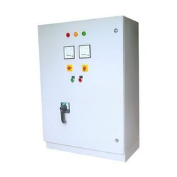 Single Phase Motor Control Panel