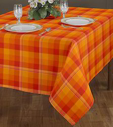 Yarn Dyed Table Linen