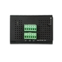 DIN-rail L2 Ring Managed Gigabit PoE Switch DIN-rail L2 Ring Managed Gigabit PoE Switch