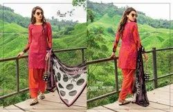 Shree Fabs Zainab Chottani Lawn Fancy Salwar Suit