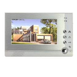 7 Inch Video Door Phone