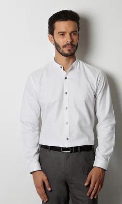 2dfb3741 Van Heusen White Shirt
