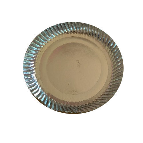 Silver Circular 12 Inch Paper Plate  sc 1 st  IndiaMART & Silver Circular 12 Inch Paper Plate Rs 155 /pack SN Paper Plates ...