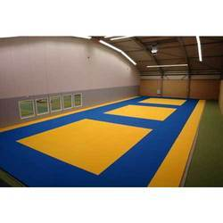 Martial Arts Interlocking Rubber Mat