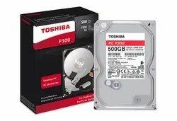 TOSHIBA 500GB 3.5 DESKTOP