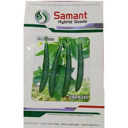 Samant Hybrid Seeds for Agriculture Sponge Gourd Seed, Pack Size: 50 gm