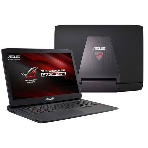 Grey Asus Gamers ( ROG Strix G17 Gaming, Model Name/Number: FX505DD-AL199T, Screen Size: 15.6 Inch Full Hd Laptop