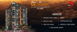 Sun Medanta Apartment