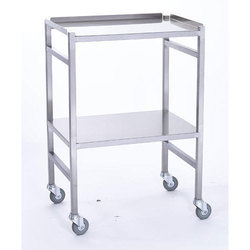 Hospital Instrument Trolley