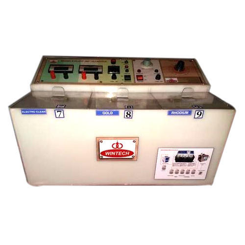 Jewellery Electroplating Machine
