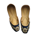 Ladies Embroidered Slip On Mojari