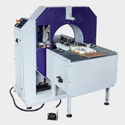 Spiral Stretch Wrapping Machine