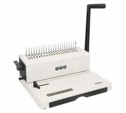 S9025A Comb Binding Machine
