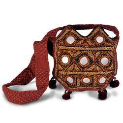 Kutch Hand Art Cute Shoulder Bag
