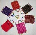 Saree purse
