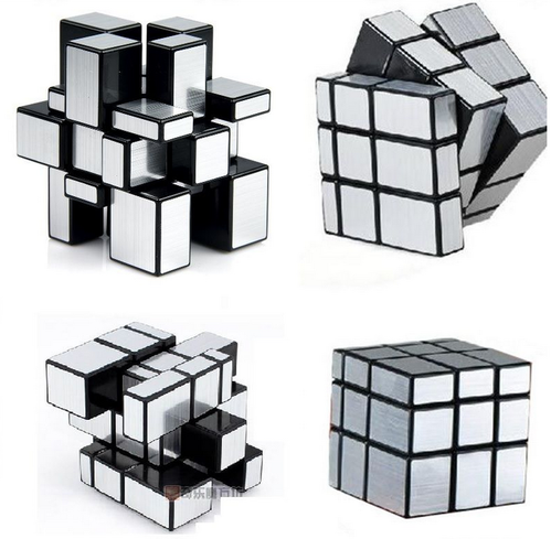 shengshou mirror cube 3x3 silver funmart online shopping new delhi id. Black Bedroom Furniture Sets. Home Design Ideas