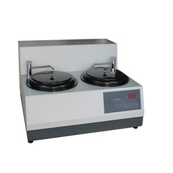 Variable Speed Metallurgical Polishing Machine