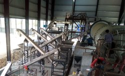 Waste Fruit Peel Drying System