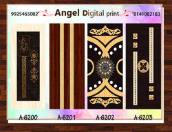 DECORATIVE  LAMINATION DOOR SKIN