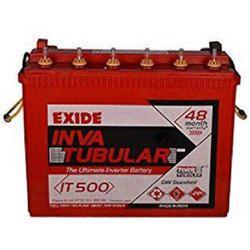 Exide Inva Tabular IT 500, Capacity: 150 Ah , Voltage: 12 V