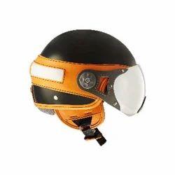 Ares Orange Professional Helmet