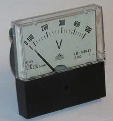 Unitech SR-65 Type Analog Panel Meters