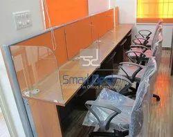 Smart Desk Modular Workstation