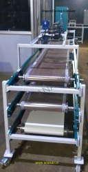 Chapati Cooling Conveyor