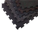 Heavy Duty Interlocking Rubber Floor Tiles