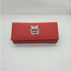 Rexine Fancy Ladies Wallet, Packaging Type: Plastic Bag