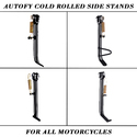 Autofy Side Stand For All Bikes