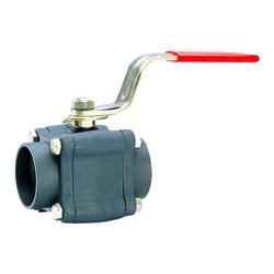 High Pressure Industrial Ball Valves