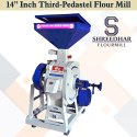 Vertical Flour Mill (Atta Chakki)