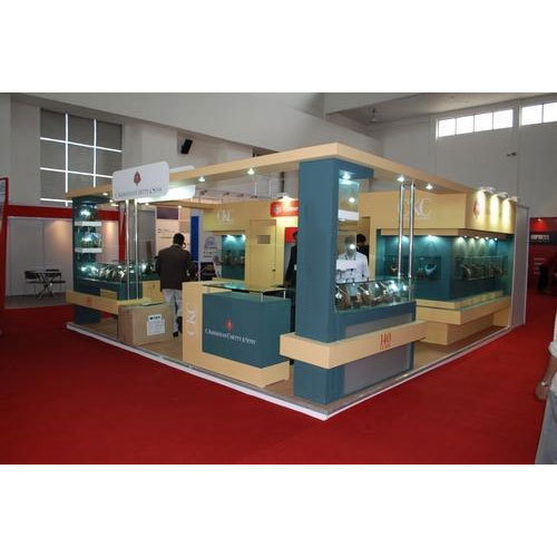 Jewelry Exhibition Stand Design : Jewellery exhibition stand at rs 5000 square meter hi tech city