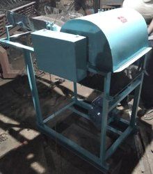 Mild Steel coir willowing machine, 1hp, Production Capacity: 35-40 Kg Per Hour