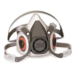3M 6200 Half Facepiece Reusable Respirator