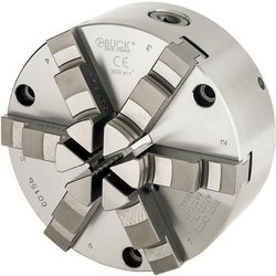 Stainless Steel Six Jaws Ture Chucks, For Clamping Solution