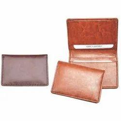 CC 22 Leather Card Holder