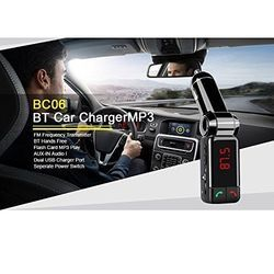 APG Car Charger Bluetooth FM
