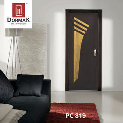PC-819 Designer Waterproof Wooden Door