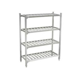 4 Shelf Pot Rack