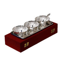 EPNS Silver Plated Bowl Set