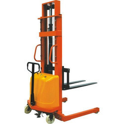 Electric Wide Stacker