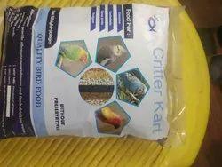 CRITTERKART Bird Food, Packaging Size: 500g,1kg, Packaging Type: Packet