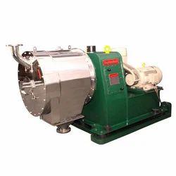 Hydraulic Pusher Centrifuge